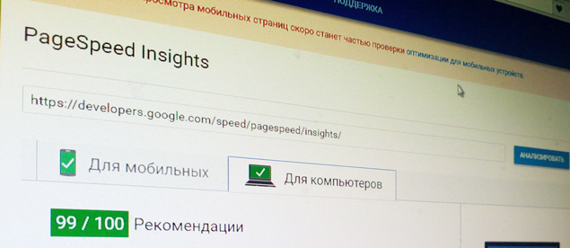 google-page-speed-insights-banenr