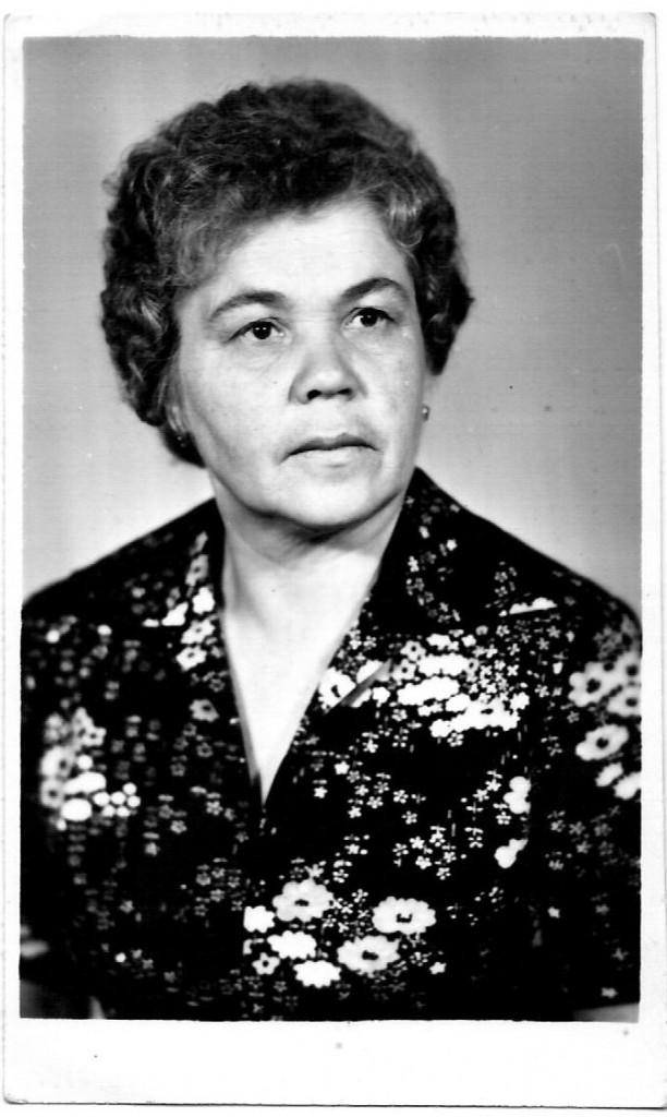 Бабушка Ангелина