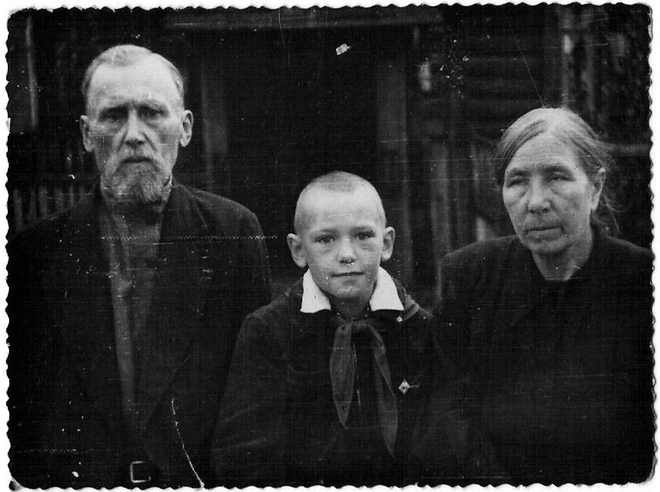 Московские родственники