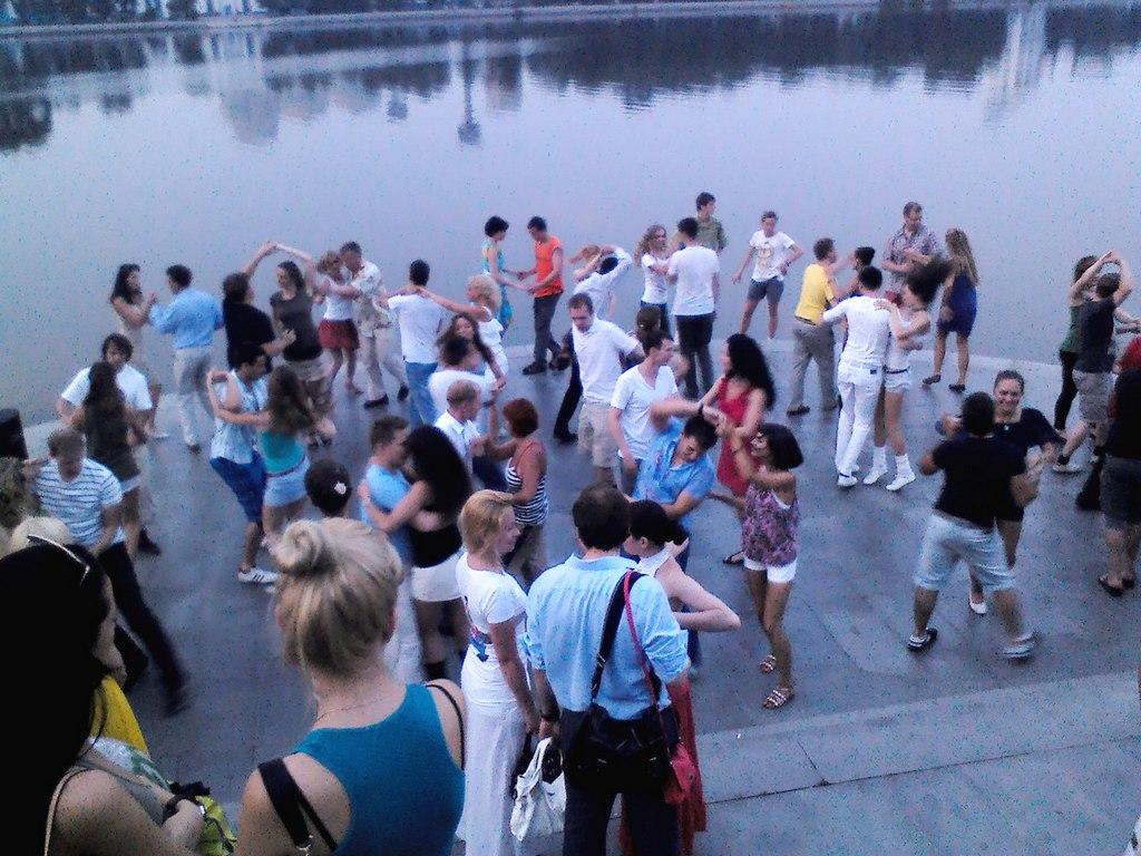 Танцуй столица деревень