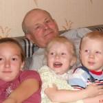 Дед с гарниром