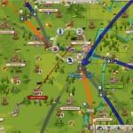 Тактическая карта местности