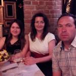Всё семейство Овсянниковых