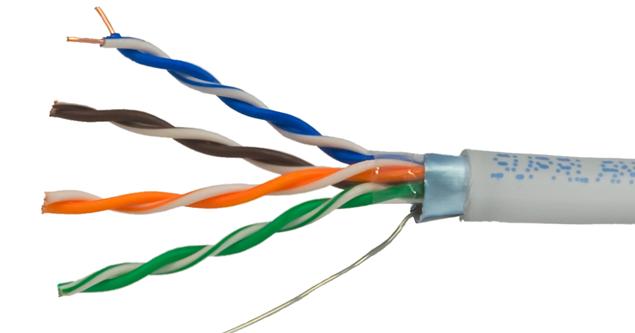 Разводка сетевого кабеля rj 45