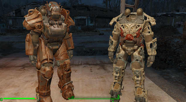 two-power-armour-sets-full-and-empty