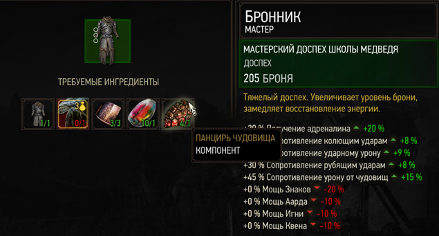 bear-school-master-armour-vedmachiy-dospeh